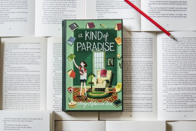 A kind of paradise Amy Rebecca Tan